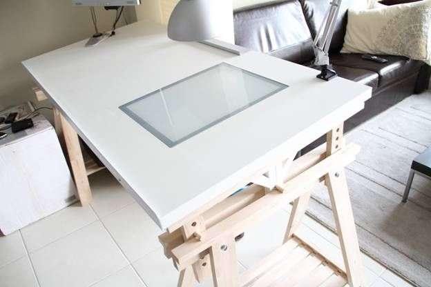 4 astuces pour se fabriquer un bureau debout à moindre coût stimul